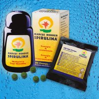 Spirulina Marcus Rohrer Ricarica 540 cpr 300mg